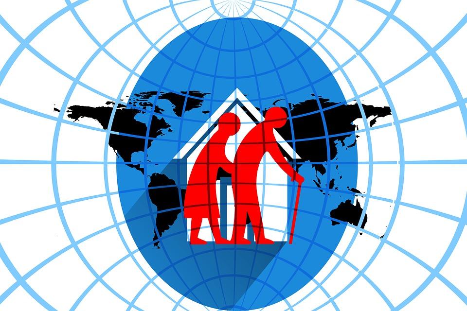 Fondo Personas Mayores Cuidado De - Imagen gratis en Pixabay
