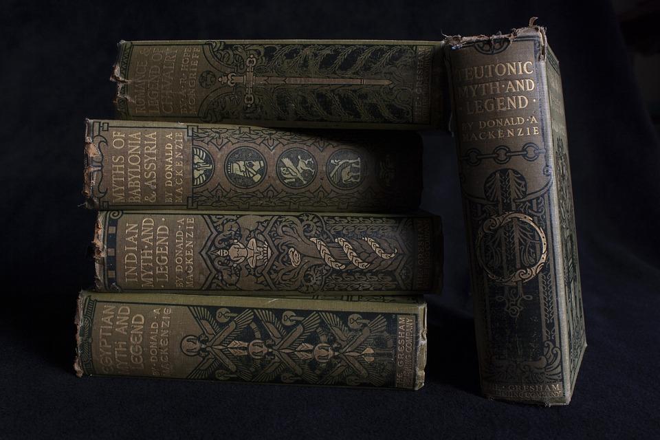 bøger om antik