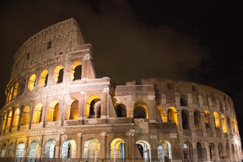 natten i rom