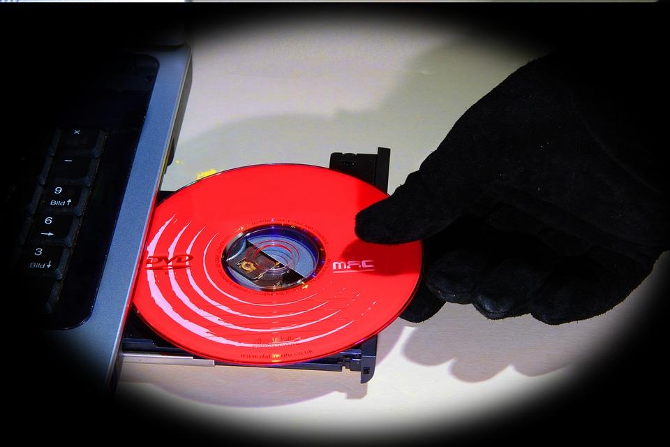 Robo De Datos, Datos, Dvd, Contraseña, Seguridad
