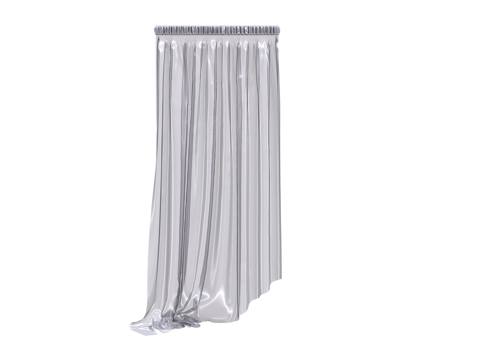 White Curtain Png
