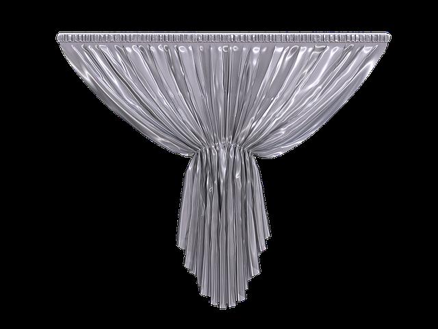 Free Illustration Curtain Fabric Transparent Free