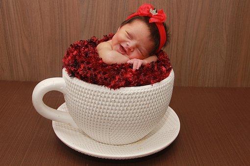 Bebé Amor Infantil Recién Nacido Taza De T
