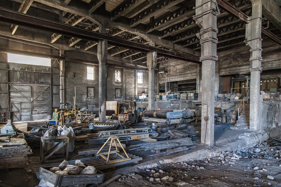 Free Photo Abandoned Factory Empty Decay Free Image On Pixabay 1513100