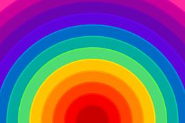 regenbogen muster bunte linien - photo #38