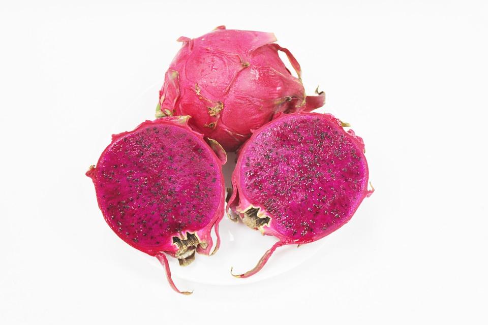Pitaya Fruta Purpura Foto Gratis En Pixabay