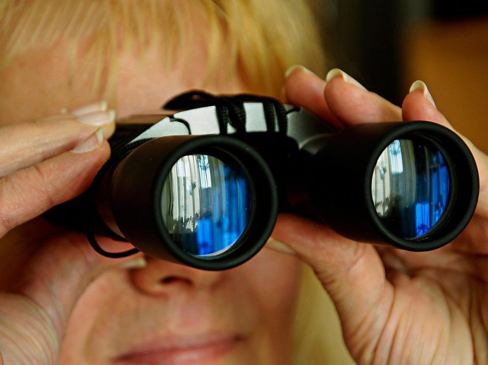 Fernglas spion spionieren · kostenloses foto auf pixabay
