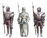 knight, crusader, rider