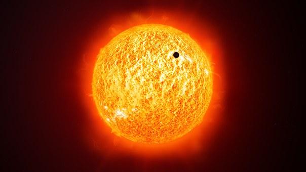 Sun, Mercury, Merkur Transit, Transit