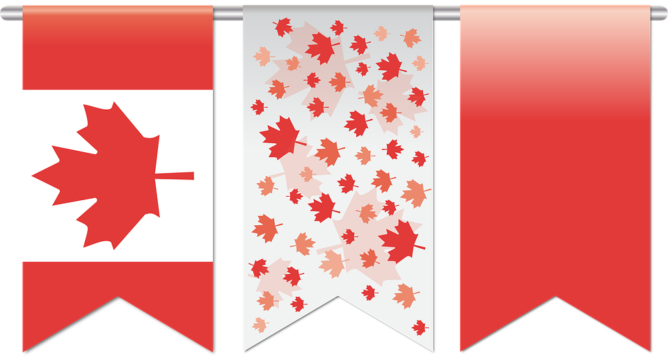flag canada canadian free vector graphic on pixabay