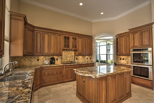 Chefs Kitchen, Luxury Home