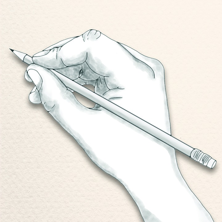 Hand Drawing Draw Free Image On Pixabay