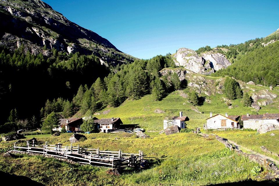 Le Monal Savoie Sainte Foy · Photo gratuite sur Pixabay