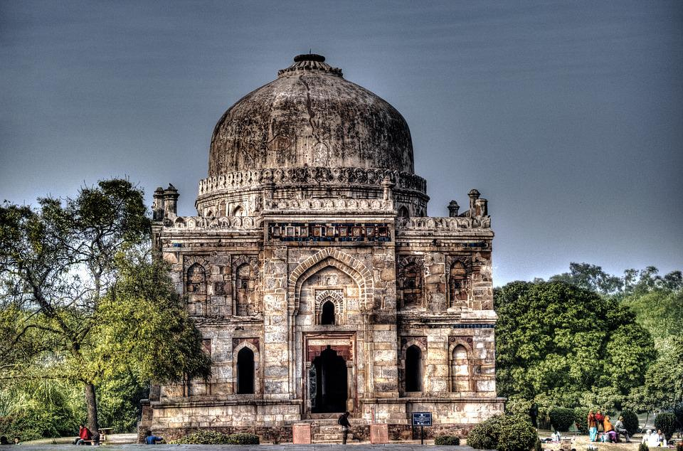 delhi mughal architecture free photo on pixabay