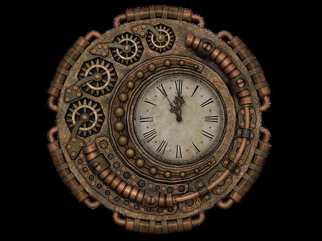 free illustration  clock  time  time of  fantasy