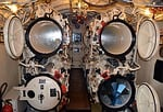 submarine, torpedo tube