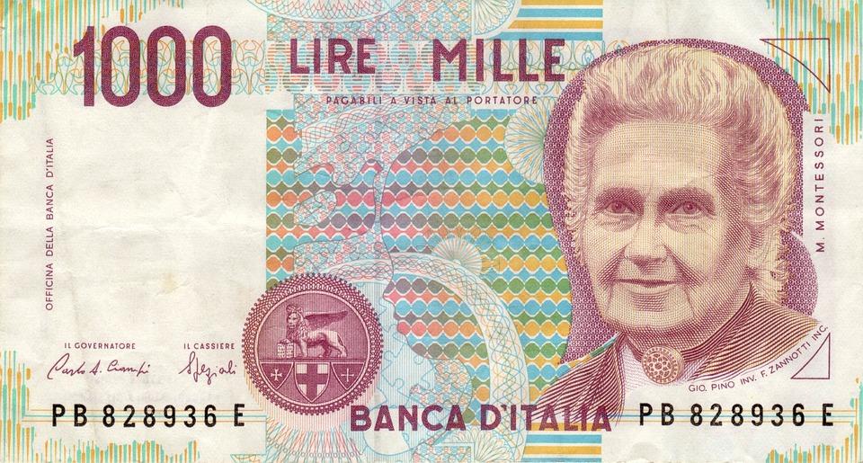 Mata Uang Italy
