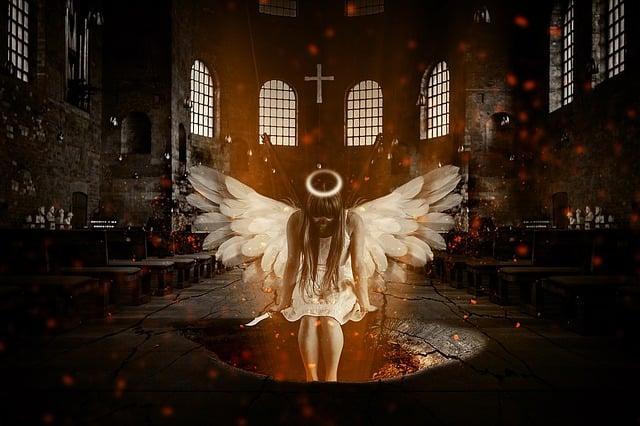 angel hell church  u00b7 free image on pixabay