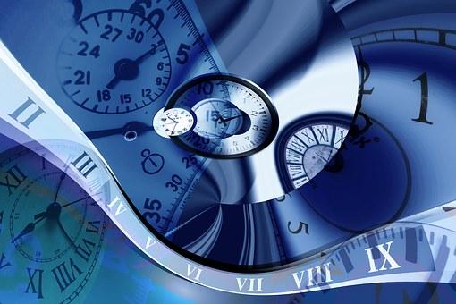 Relógio, Presente, Ano, Século, Minutos