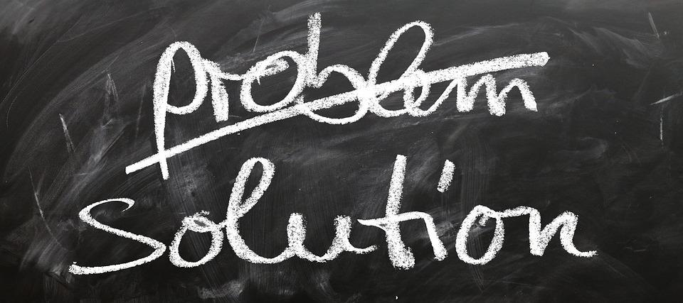 Board, Font, Problem, Solution, Chalk, Blackboard