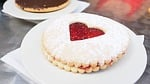 pastries, sweetness, icing sugar