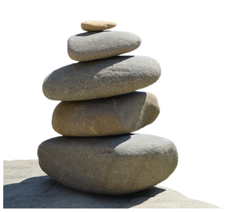 free photo: isolated, feng shui, stones - free image on pixabay, Terrassen ideen
