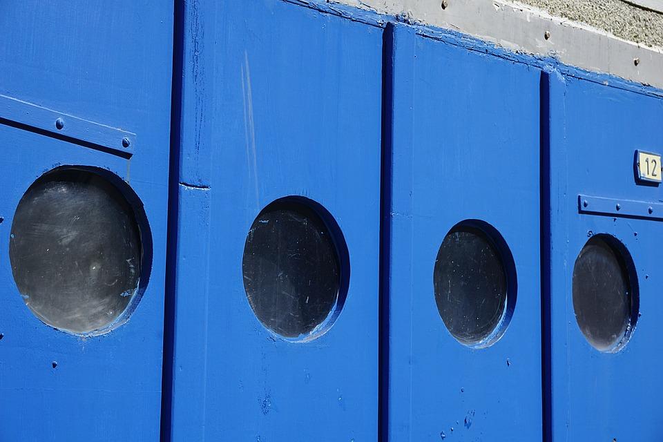 door portholes wood glass blue entry former & Door Portholes Wood · Free photo on Pixabay