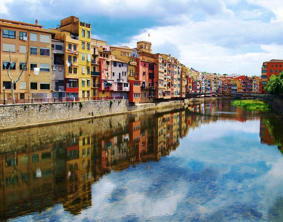 Girona España Cataluña - Foto gratis en Pixabay