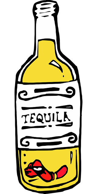 Tequila Drink Alcohol Transparent 183 Free Vector Graphic On