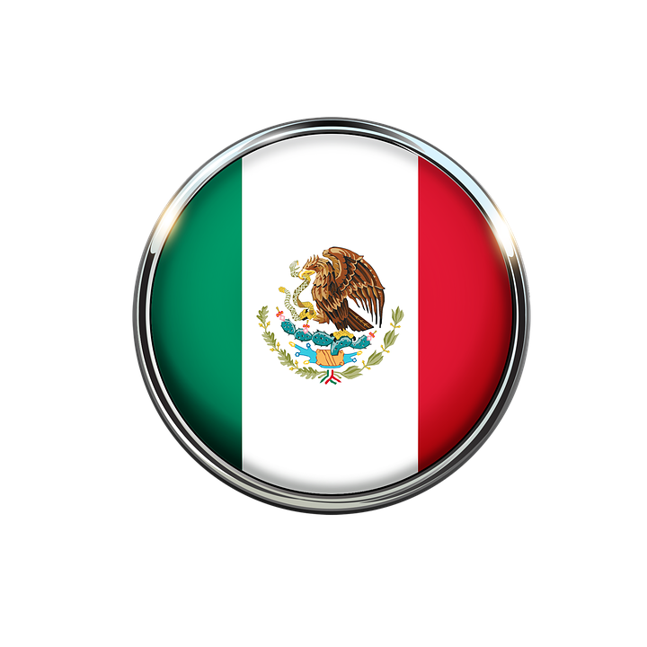Mexico Flag Circle Mexican Free Image On Pixabay