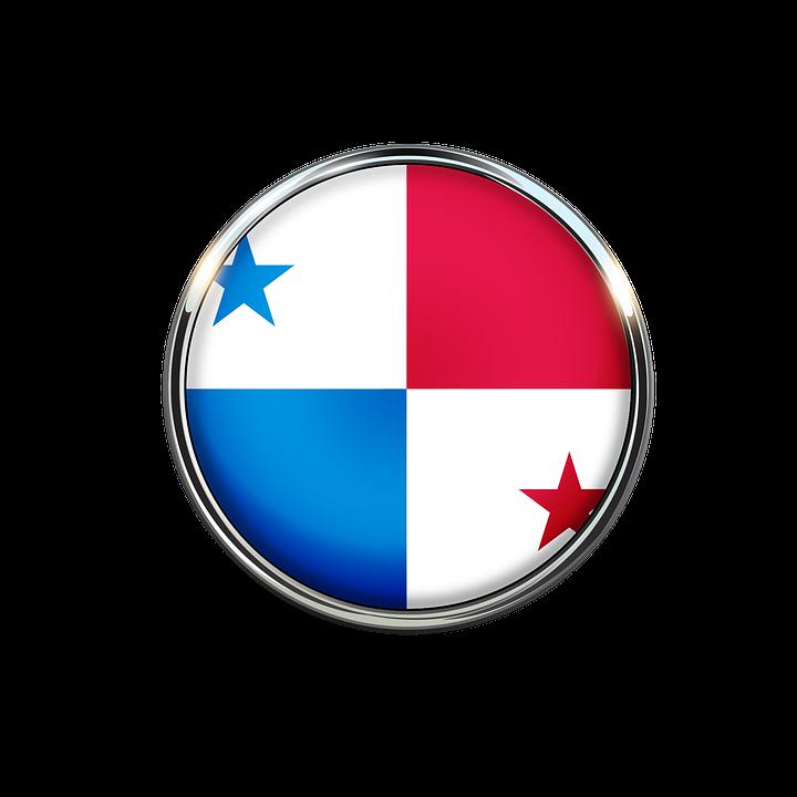 Ilustración gratis: Panama, Bandera, Circulo, País