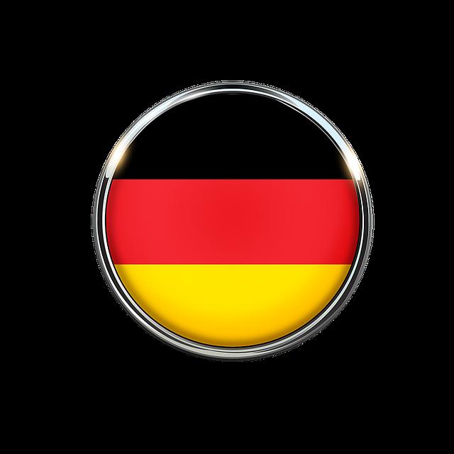 free illustration germany flag circle free image on