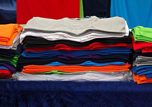 best t-shirt colors