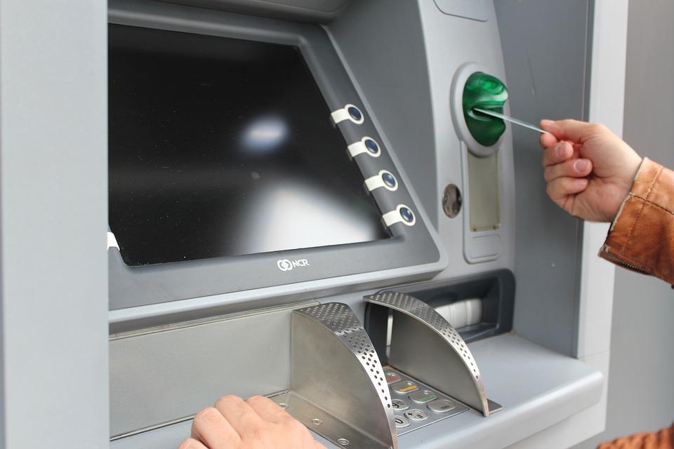 Atm, 現金を引き出す, 地図, Ec カード, カード スロット