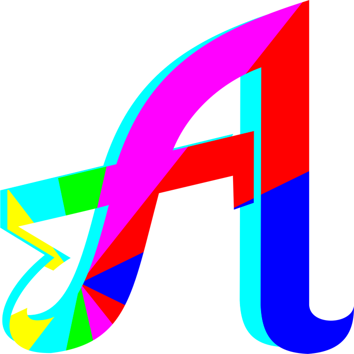Cool Letter A Designs