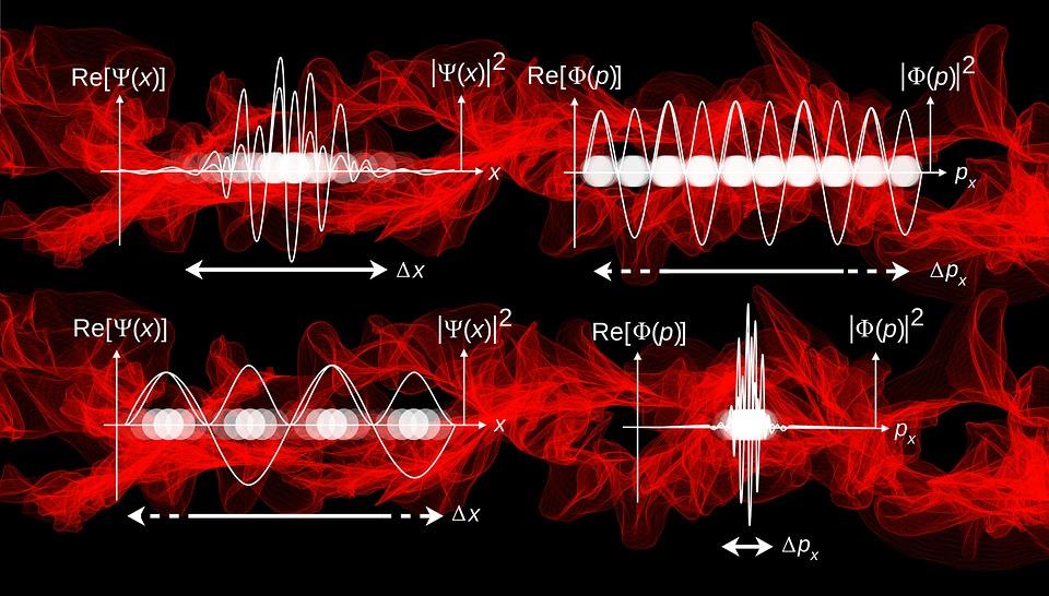 Quantenmechanik, Physik, Atome, Atomphysik