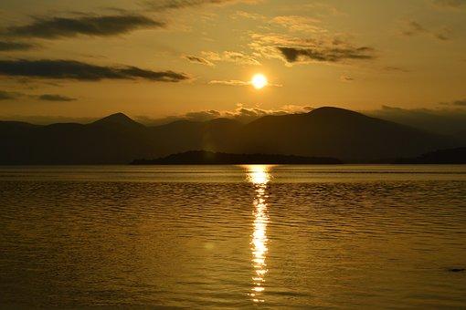 Loch, Lomond, Ecosse, Écossais, Lac