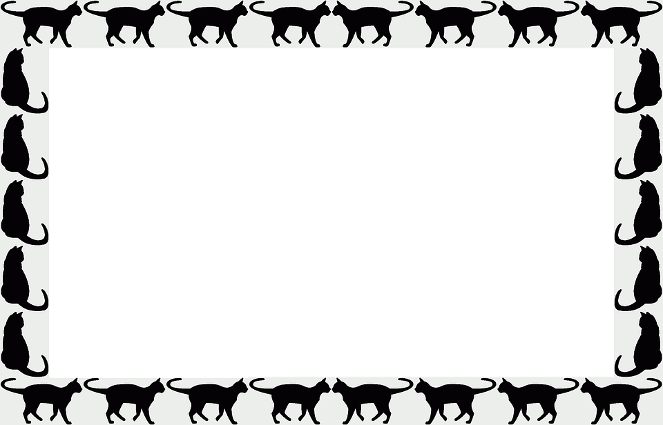 Cats Frame Border · Free image on Pixabay