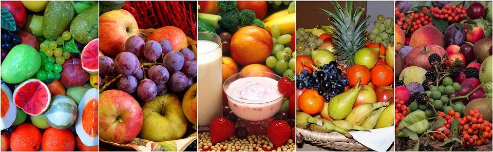 Apple Buah Buahan Kolase Makanan Gambar Gratis Di Pixabay
