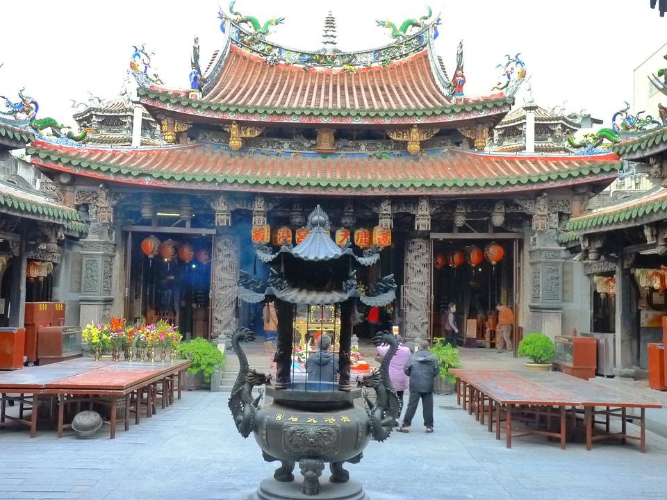 Tempat wisata Taiwan: Lukang