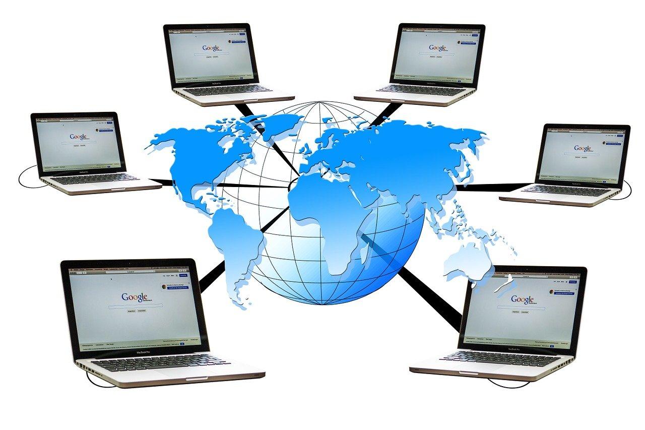 Компьютерные сети картинки к школе