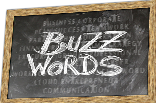 Board, Slogan, Keyword, Phrase, Font