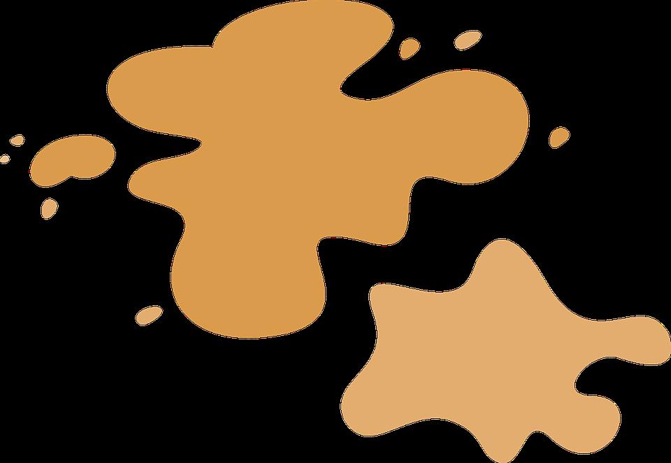 Image vectorielle gratuite tache gras salissure sale for Taches de gras sur tissu