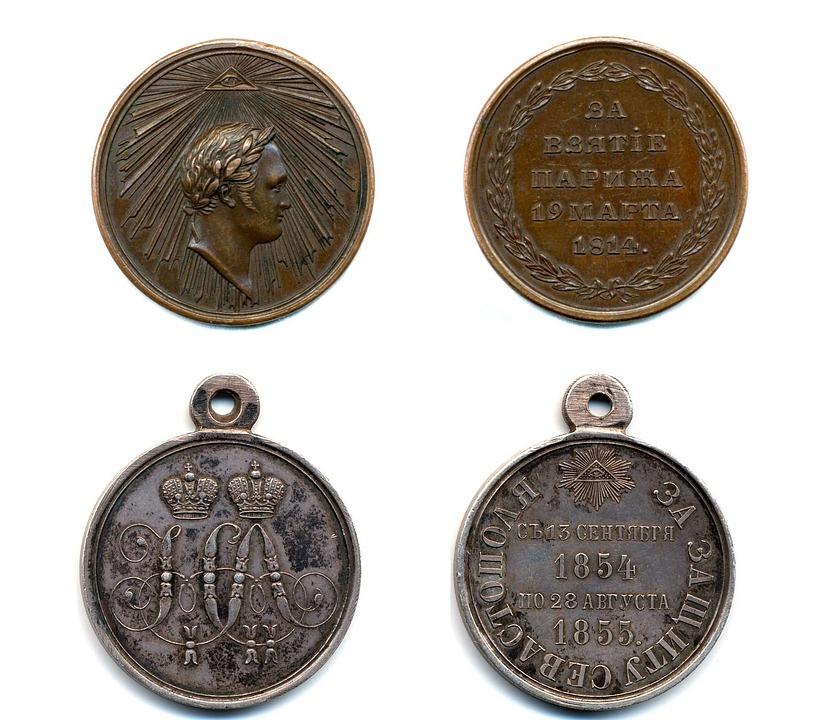 медали российской империи планируют