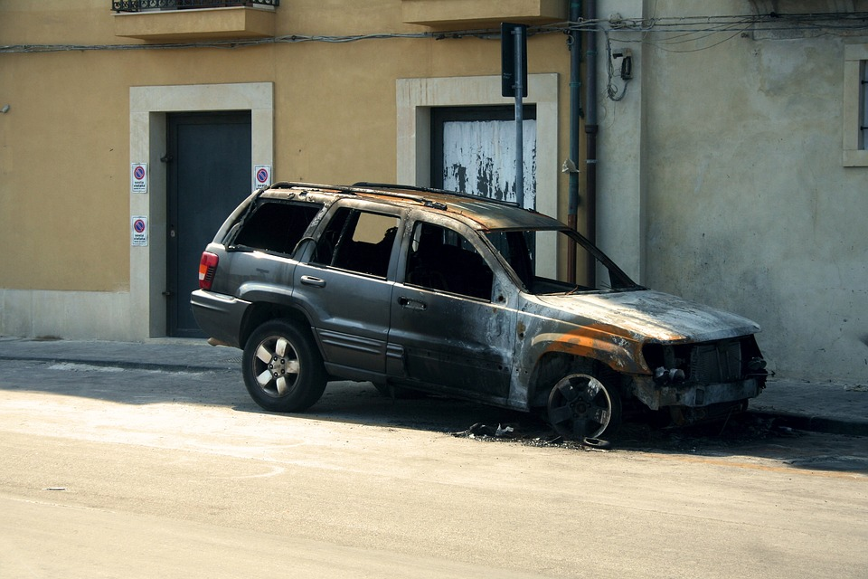 Auto Autounfall Unfall · Kostenloses Foto auf Pixabay