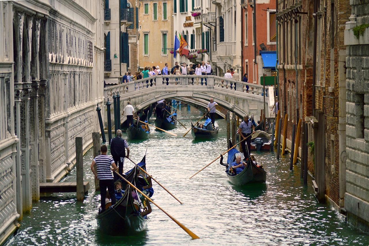 венецианские гондолы картинки оргстекла пластика торговая