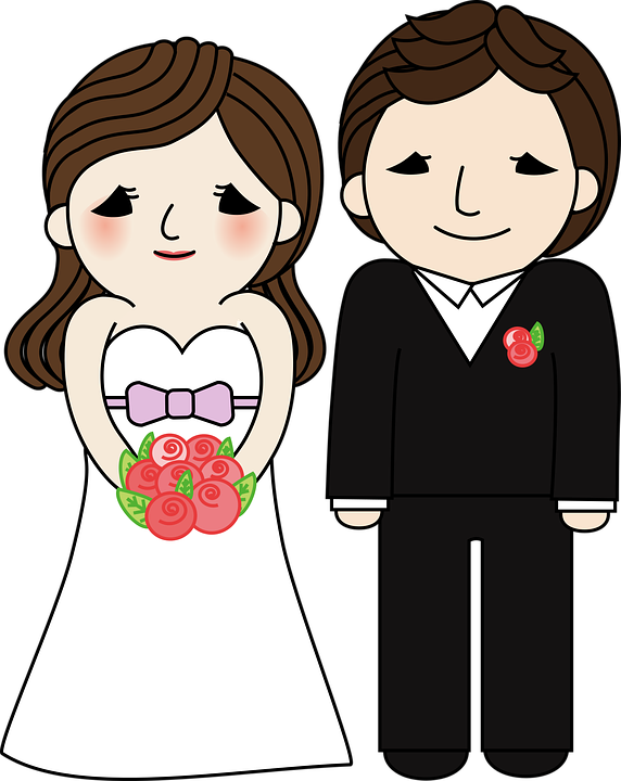 Обои Жених Невеста Png