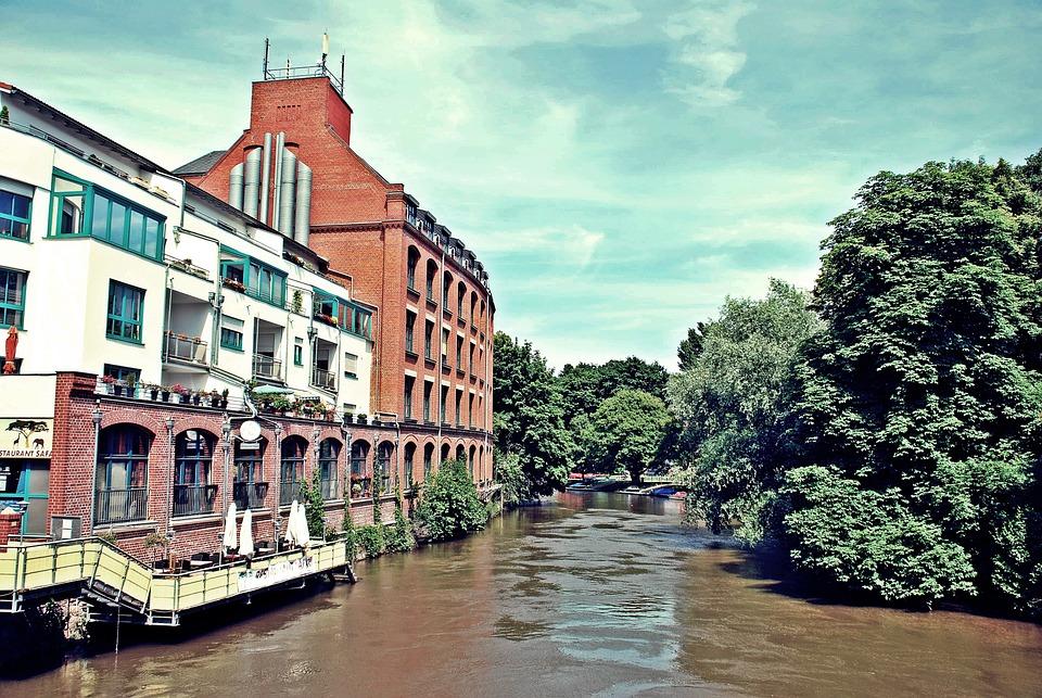 Leipzig Fluss elster fluss leipzig kostenloses foto auf pixabay