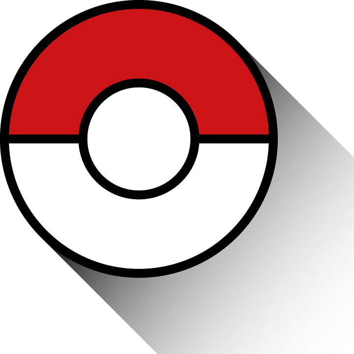 free vector graphic: pokemon, pokeball, pokemon go - free image on