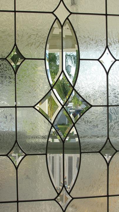 Leaded Glass Door Free Photo On Pixabay